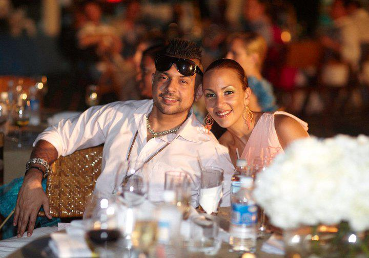Sean Paul Gets Married Engagement Ring Blog